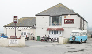 Philps Bakery, East Quay, Hayle