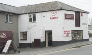 Philps Shop, Foundry Hill, Hayle