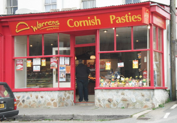Warrens, Foundry Square, Hayle