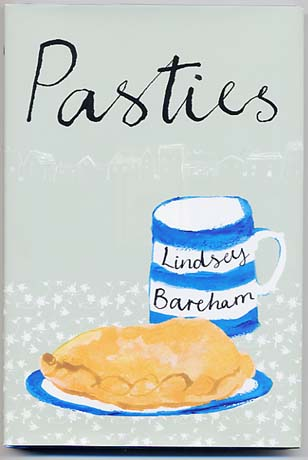 """Pasties"" book by Lindsey Bareham"