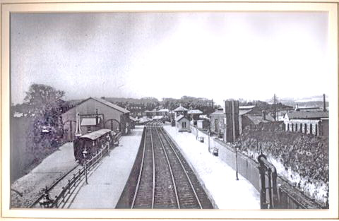 Hayle Station, 1920